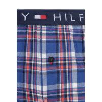 Piżama Tommy Hilfiger niebieski