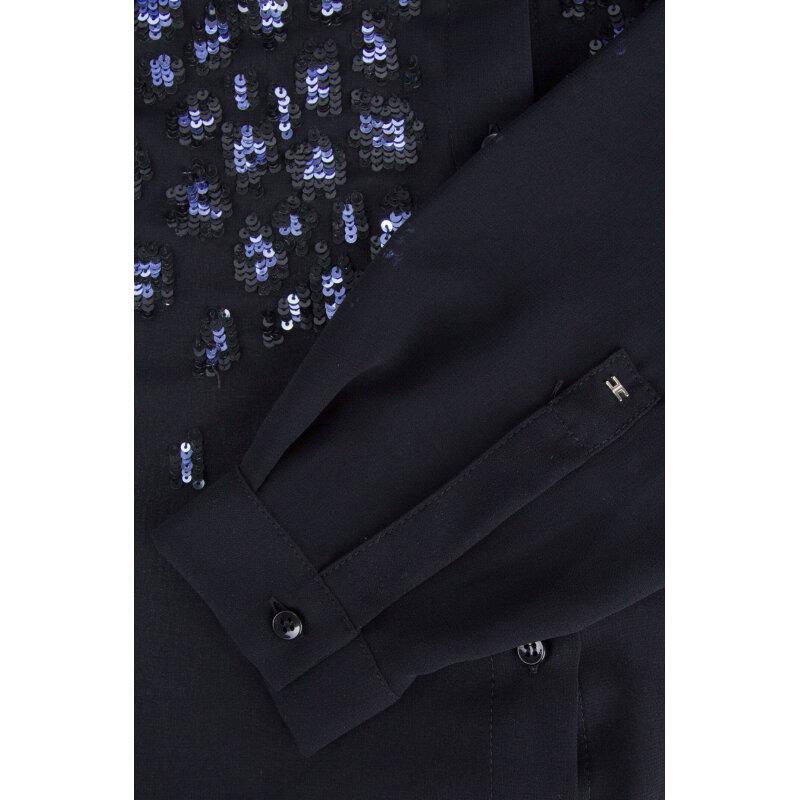 Koszula Elisabetta Franchi czarny