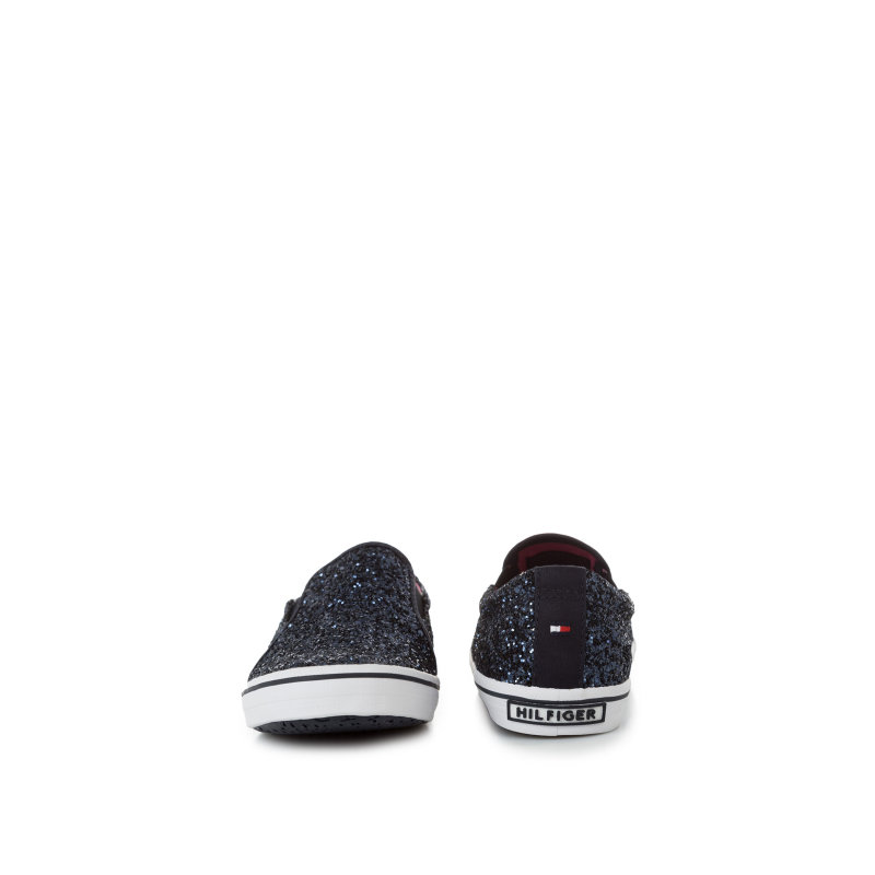 Slip On Slater 8D-3 Tommy Hilfiger granatowy