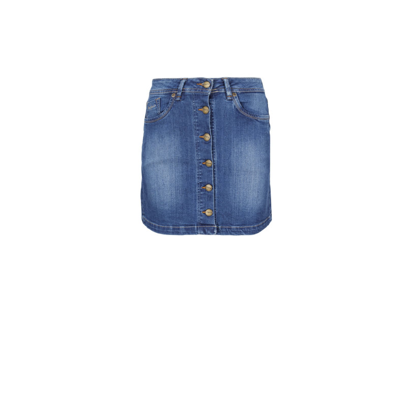 Khloe skirt Pepe Jeans London navy blue