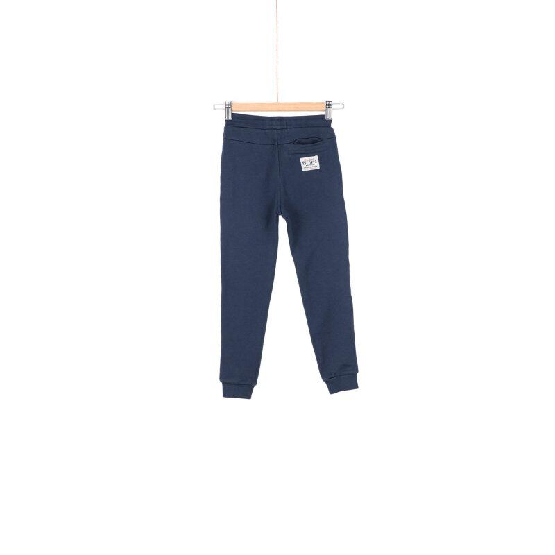 Spodnie Dresowe Barney Pepe Jeans London granatowy