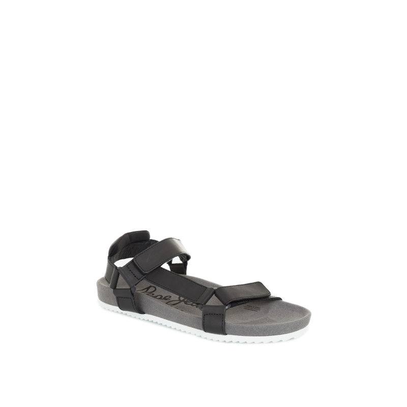 Mulan Flip-flops Pepe Jeans London black