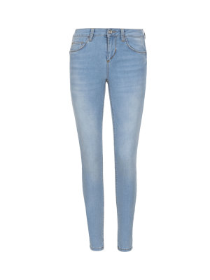 Liu Jo Jeans Fabulous Bottom Up Jeans
