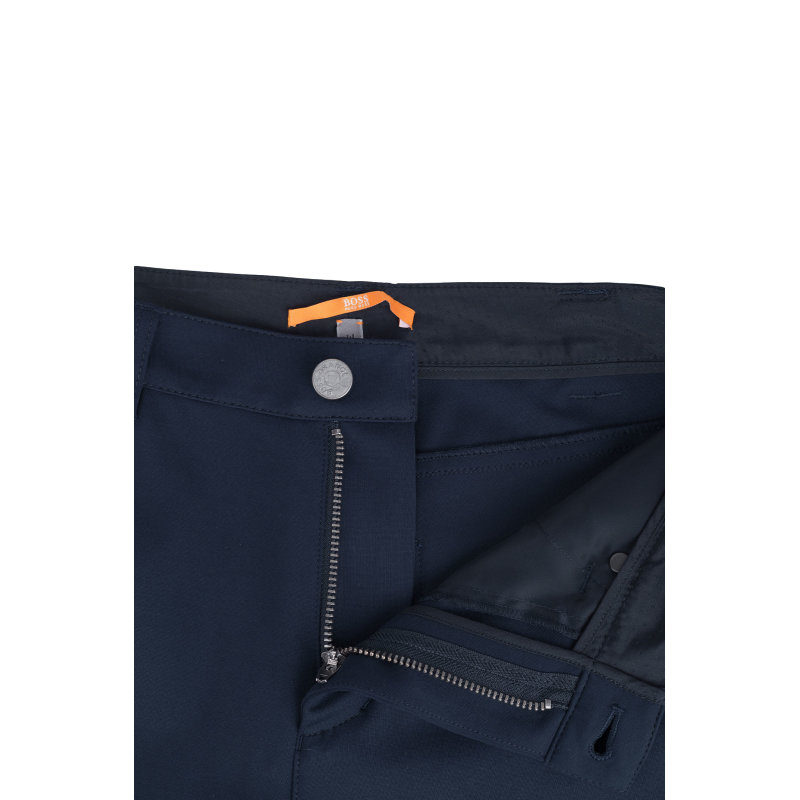 Sobina pants Boss Orange navy blue