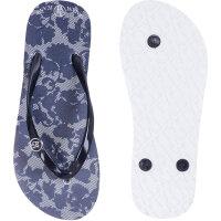 Flip flops Armani Jeans navy blue