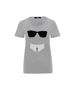 Karl Lagerfeld Monsieur Karl T-shirt