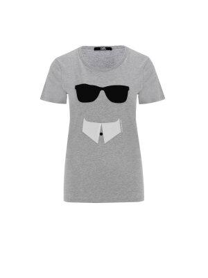 Karl Lagerfeld T-shirt Monsieur Karl