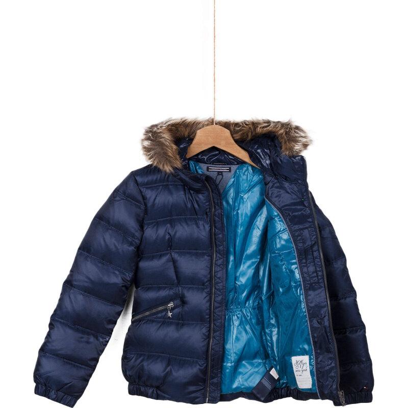 Chiara jacket Tommy Hilfiger navy blue