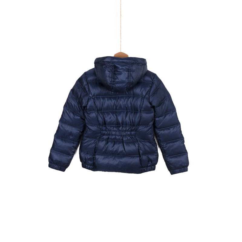 Chiara jacket Tommy Hilfiger navy blue