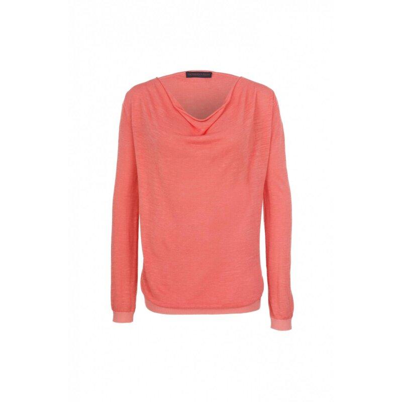 Sweater Trussardi Jeans coral