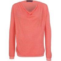 Sweter Trussardi Jeans koralowy