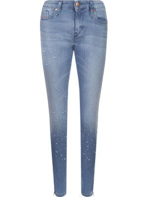 Diesel Skinzee-Low-Zip jeans