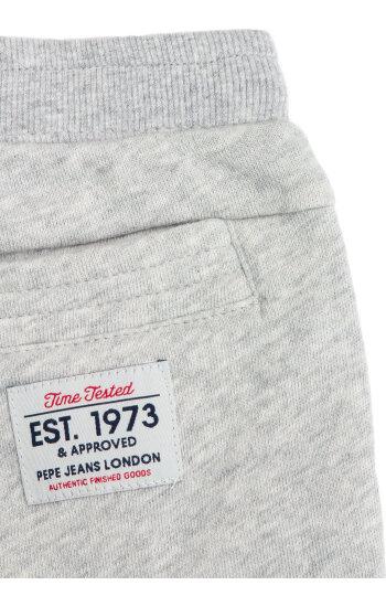 Spodnie Dresowe Barney Pepe Jeans London szary