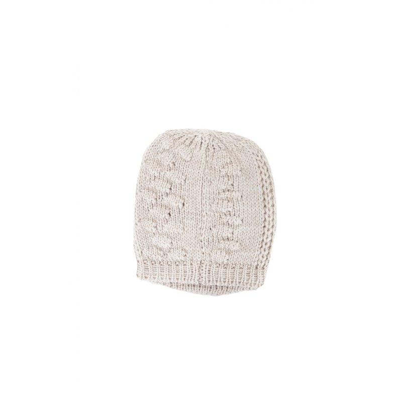 New Scotland beanie Guess beige