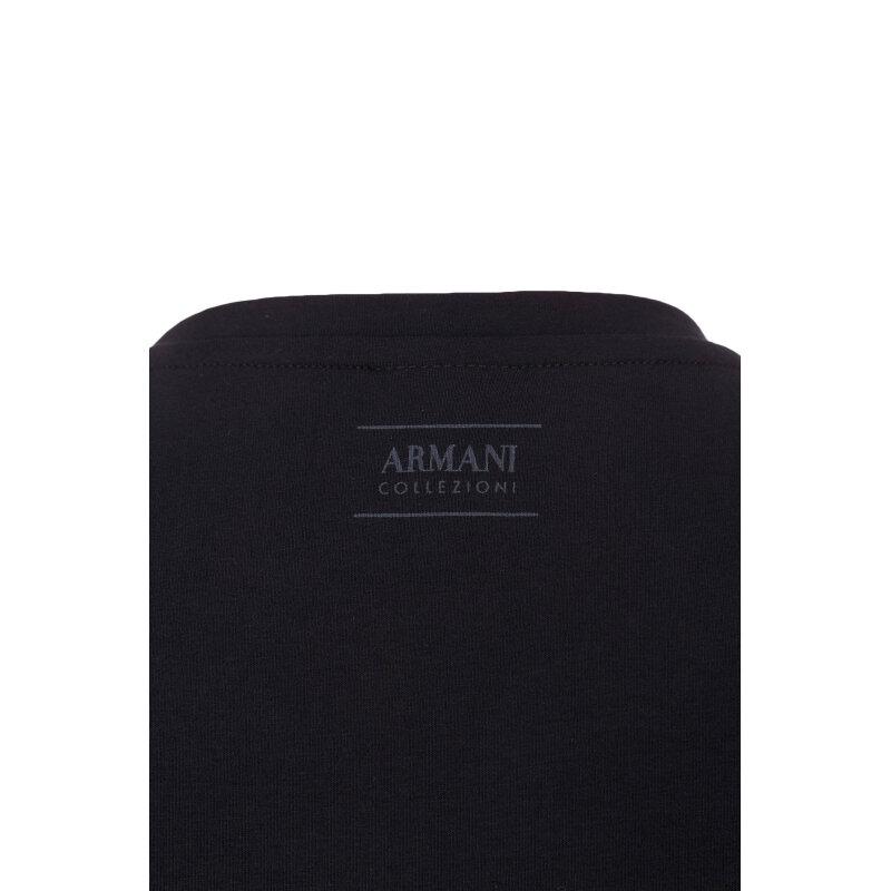 T-shirt Armani Collezioni czarny