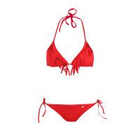 Bikini Salt Swim Pepe Jeans London czerwony
