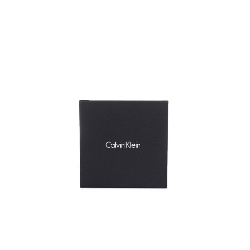 Pasek Webbing Calvin Klein Jeans granatowy