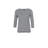 Cotton Lyocell longsleeve Tommy Hilfiger navy blue