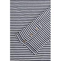 Cotton Lyocell longsleeve Tommy Hilfiger navy blue