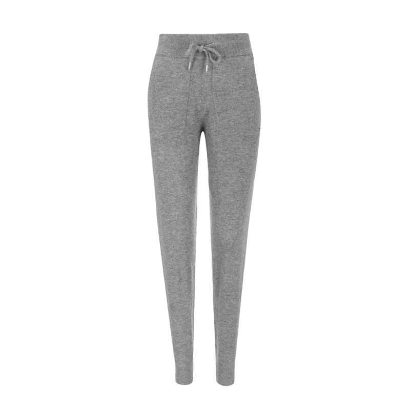 Ianna pants Tommy Hilfiger gray