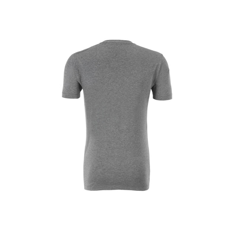 T-shirt Grey Heather Calvin Klein Jeans szary