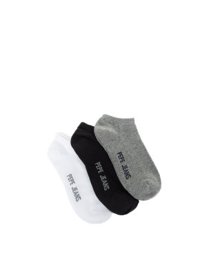 Pepe Jeans London 3-Pack socks