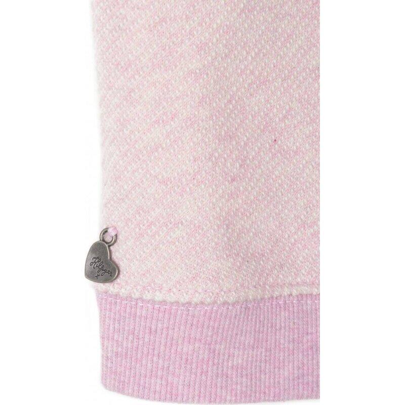Bluza Ferne Tommy Hilfiger różowy