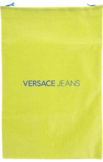 Dwustronna Shopperka Versace Jeans czerwony