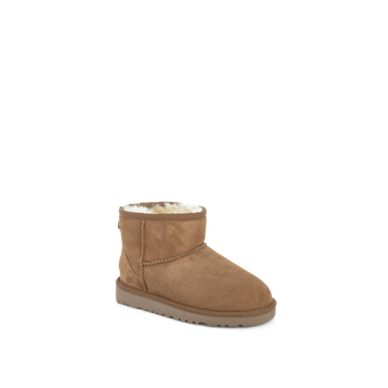 K Classic Mini Snow Boots UGG beige