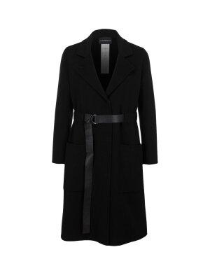 Emporio Armani Kaszmirowy płaszcz