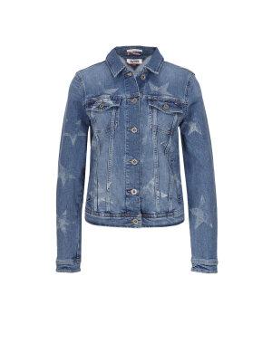 Hilfiger Denim Pattern Trucker Jacket