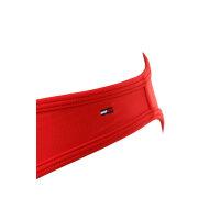 Bikini Solid Hilfiger Denim czerwony
