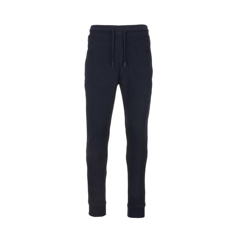 Spodnie dresowe Calvin Klein Jeans granatowy