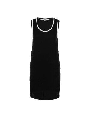 Karl Lagerfeld Sukienka Silk-Satin