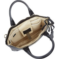 Business bag Piquadro black