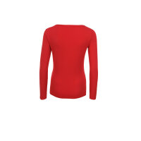 Bluzka Armani Jeans czerwony