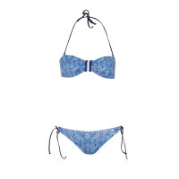 Bikini Royal Swim Pepe Jeans London niebieski