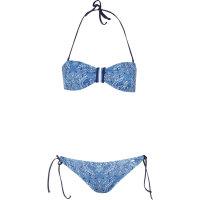 Bikini Royal Swim Pepe Jeans London niebieski