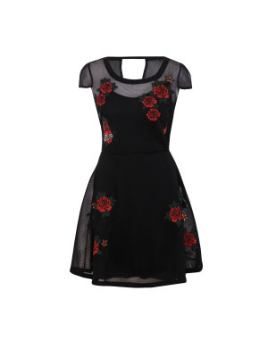 Guess Jeans Roses dress