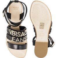 Sandals Versace Jeans black
