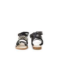 Sandały Versace Jeans czarny