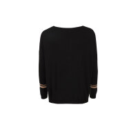 Sweter Odessa Pinko czarny