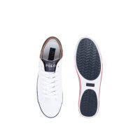Tenisówki Harvey-Ne Polo Ralph Lauren biały