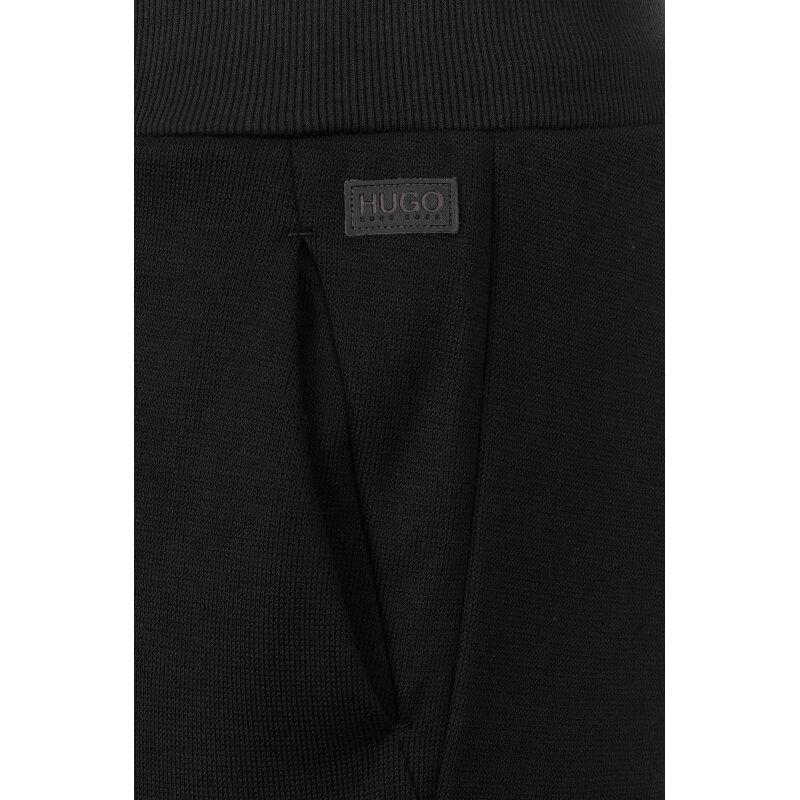 Spodnie Dresowe Daboso Hugo czarny