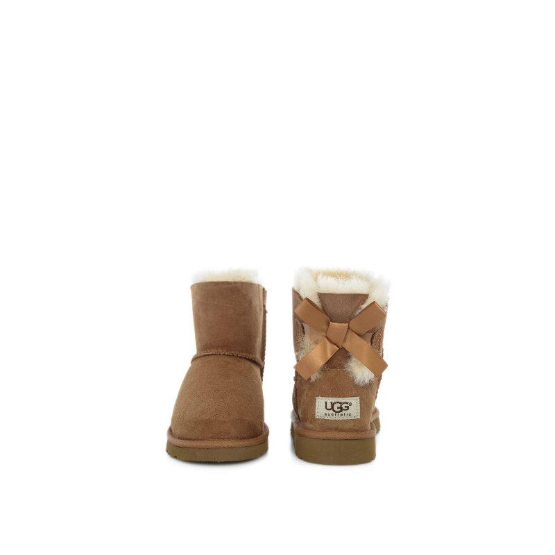 Śniegowce K Mini Bailey UGG brązowy