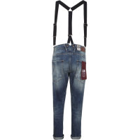 Boyfriendy ARC Braces OD 3D G-Star Raw granatowy