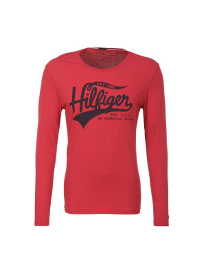 Tommy Hilfiger Longsleeve Organic Cotton Cn