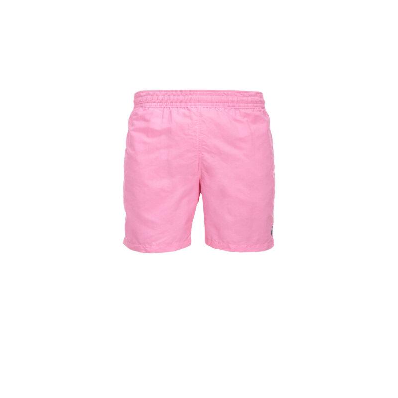 Szorty Kąpielowe Polo Ralph Lauren różowy