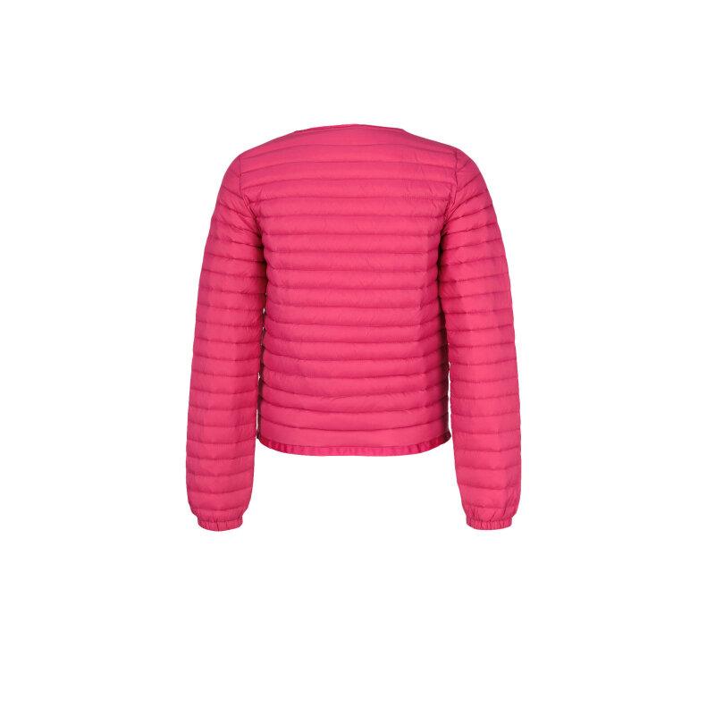 Kurtka Armani Jeans różowy