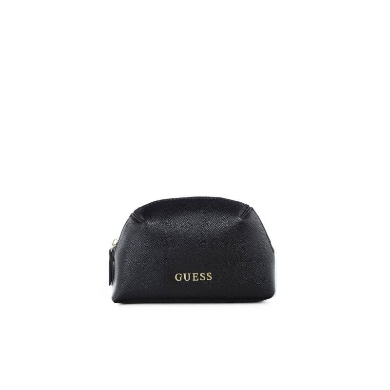 kosmetyczka Guess czarny